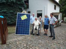 Jakob Weis 100. Geburtstag