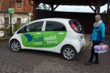 RaBEmobil - Frau Penning